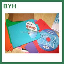wholesale custom handmade CD/DVD packaging box