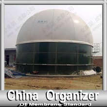 2015 Storage tank for animal wates green energy biogas digester for sale