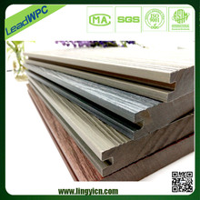 soundproof and fireproof material wood plastic composite fence panels