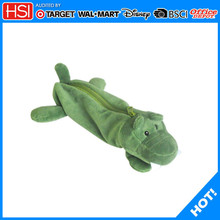 BSCI audited maunfactured plush animal wholesale pencil case
