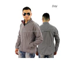 2015 Total reflective running jacket