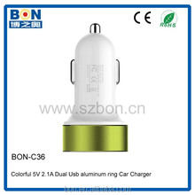 Italy Hot Sale Car Charger Double Usb for Car in Charging