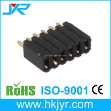 single row straight 6 pin female header PH2.0mm with cap