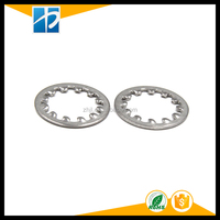 stainless steel Internal teeth serrated lock washers