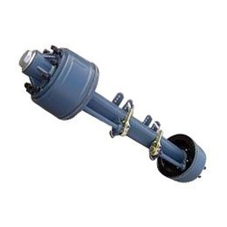 Trailer Axle-American Outboard Axle High Quality Round Axle Used Trailer Parts