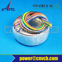 Small Single Phase PCB Mounting ee/ef/efd/evd/etd/ei/pot/rm/uu/ec/epc/pq pcb transformer
