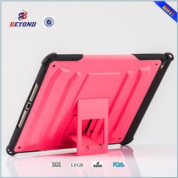 case for ipad 6 tablet , new products 3 in 1 drop-proof stand case for ipad 6