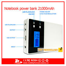 mobile charger power banks laptop use TPF BRAND 21000mAh capacity