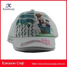 Cartoon Animal Baseball Caps Children Soft Outdoor Sport Hats