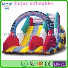 2013 new design cheap inflatable water slide for sale