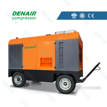 high efficient 18.5m3/min 18 bar Diesel Portable Air Compressor at PTC Asia