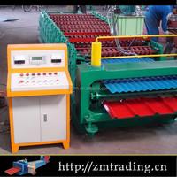 automatic Hydraulic corrugated iron sheet making machine/corrugated plastic roofing sheets/corrugated sheet making machine