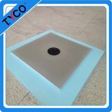 waterproof xps base fiberglass cement board Shower Trays Sizes custom