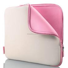 Hot sale for Apple MAC Neoprene Laptop sleeve with Velvet inside