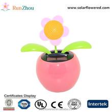 Car doll swing Solar Flower Toys