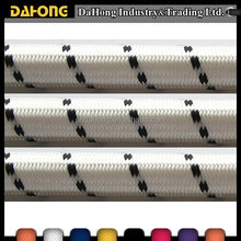 High strength braided bungee nylon elastic cord with dots