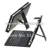 Tablet pc 7 inch keyboard case,7inch leather case