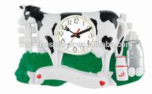 Pared de la cocina animales diseños de reloj