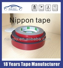 Strong adhesive EVA/PE double sided foam tape