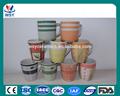 Surtidor de la fábrica para café elegante taza pintada a mano taza