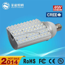 2015 new garden led bulb, dimmable e40 180 degree lighting 60w led corn