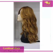 Fashion hot promotion cheap unprocessed human hair wigs white women