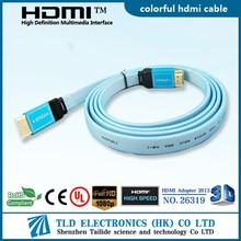 Flat HDMI Cable 1.4v Male to Male for PS3 XBOX HDTV