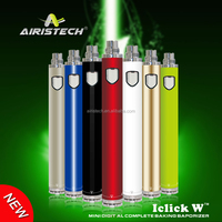 Promotion ! Free product samples ceramic donut atomizer vaporizer iclick w battery distributors wanted in canada