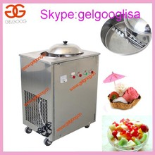 New design automatic ice cream fryer, no need labor