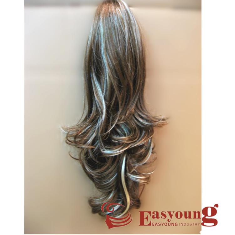 Kaneka Halo Snap On Ponytail Hair Extensions Buy Halo Hair