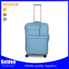 Alibaba China New luggage bag Soft trolley luggage travel time luggage