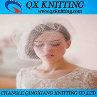 Advanced Top Standard Nice Design 100% Glitter Nylon Soft Tulle Net Fabric