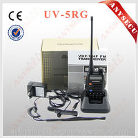professional UV-5RG U/V Cross Band Dual Watch high power output two way radio