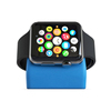Wholesale China durable Silicone charger stand for apple watch stand accessory