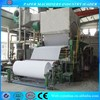 10T/D 2400mm Tissue Paper recycling Machine Prices, Waste Paper Recycle Machine