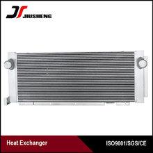 Heavy Construction Equipment Water Heat Exchanger