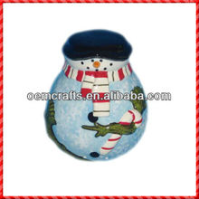 Customized brand new ceramic christmas product