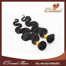 100% wholesale supply outlet hair extension peruvian hair extension noble