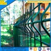 galvanized plus pvc coated decorative garden fence