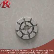 Diamond resin stone polishing wheels / polishing pad