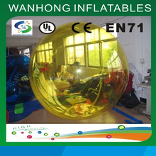 Water ball, water walking ball for CE, inflatable walking ball for sale