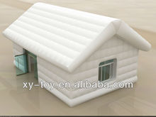 Inflatable shelter,Square shape inflatable tent,Inflatable tent for house