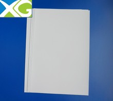 white pvc raw material pvc lamination sheet for business card or vip card Free samples high quality