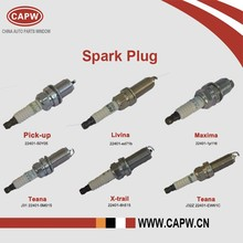 Wholesale Genuine Denso NGK Spark Plugs for nissans and Toyota PIck up Navara X-trial Tiida teana Qashqai Patrol