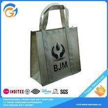 Custom Cotton Non Woven Shopping Bag Plastic