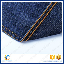 Cheap price satin jeans denim dresses fabric woman boots for ladies