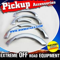 Wheel Arch Fender Flare For 2015 Navara NP300 D23