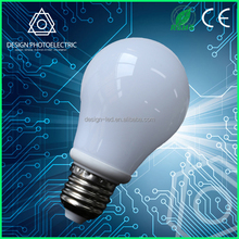 High Quality Round Cover E27 5w 7w WW NW CW Universal Epistar SMD 2835 Globe LED E27 A60 bulb light