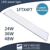 Super bright led suspended ceiling square led panel light