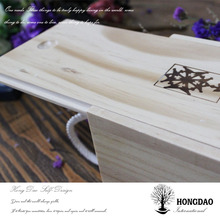 HONGDAO wine packing box,wine packing case,packing box for wine